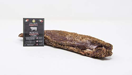 Filetto Bresaolato   filettino intero sottovuoto da 0,4 kg   Salume artigianale Toscano   Salumificio Artigianale Gombitelli - Toscana