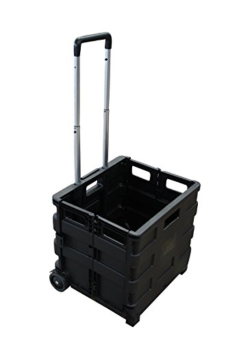 Faltkorb-Trolley