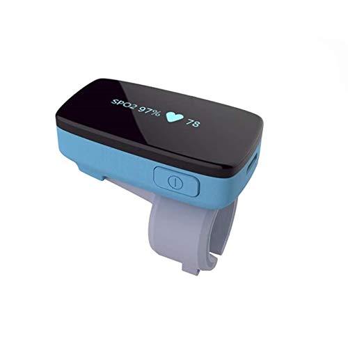 ViATOM Schlafmonitor mit APP, Vibrationsalarm, Herzfrequenz für die Überwachung über Nacht, Bluetooth und Bericht, Ringform-Sensor