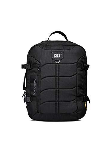 Caterpillar 83430–01Cat Mochila Cabin Cargo Millennial, Sw, Negro, L/B/H: 36
