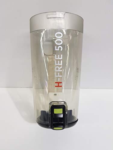 Hoover Candy 48029721 Contenedor polvo depósito original escoba eléctrica modelo H-Free 500 Cód. HF522.