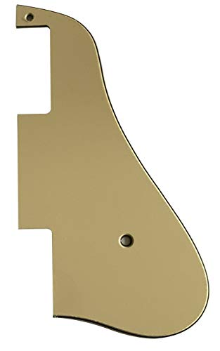For Epiphone ES-339 Guitar Pickguard (3 Ply Vintage Yellow)
