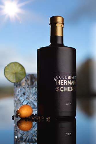 GoldNIGhts Gin 47,5% 0,5l Flasche