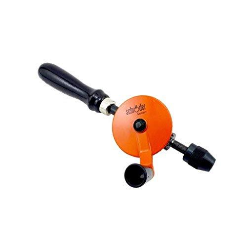 Schroeder Hand Drill 1/4-Inch Capacity