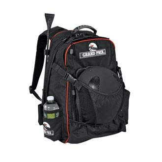 Grand Prix Rider's Backpack, One Size, Black