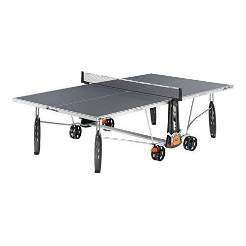 Cornilleau 250S Crossover Indoor/Outdoor Gray Table Tennis Table