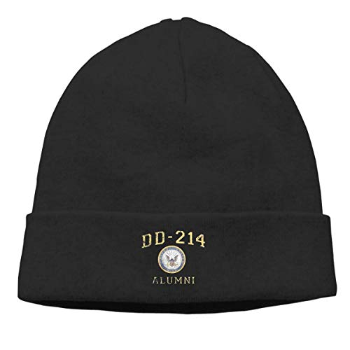 SVDziAeo Alumni Beanie Caps Skull Cap Knitting Hat Warm Winter Hedging Cap for Men Women