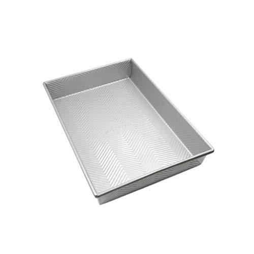 Plateau de cuisson, plaques rectangulaires de four en acier au carbone pour cuisson