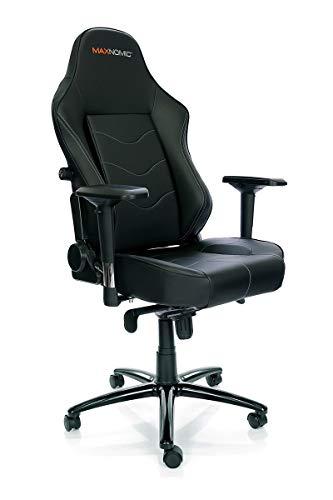 MAXNOMIC Leader (Black) Premium Gaming Office  Connecticut