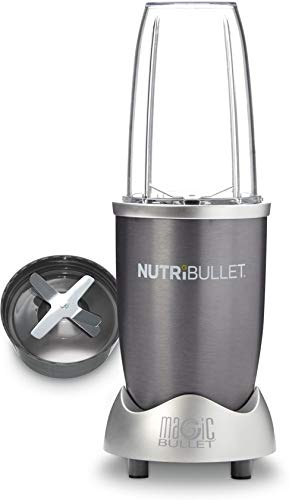 NutriBullet 600 watt Series - Blender - 5-delig - Grijs