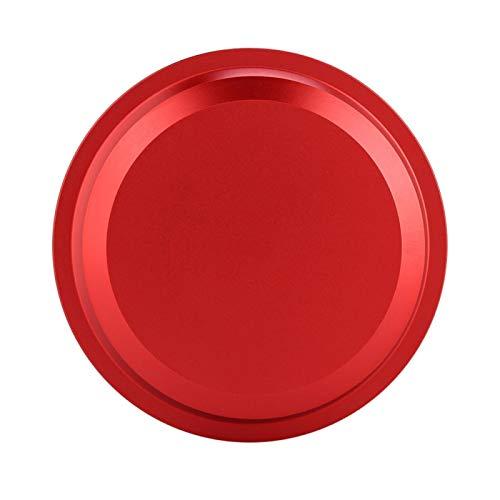 Santing Abrazadera de Registro de Peso, Conveniente estabilizador de Registro liviano Resistente al Desgaste, Compacto Resistente antiinterferencias para Registro de Registro de Metal(Red)