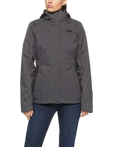 The North Face Women's Inlux 2.0 Insulated Jacket - TNF Dark Grey Heather - XS