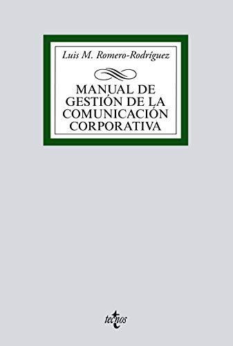 Manual de gestión de la comunicación corporativa