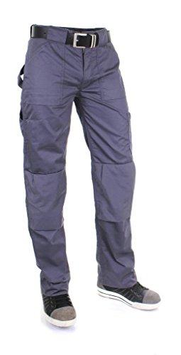Werkbroeken met kniestukken KREB Workwear® BEN Vakmansbroek