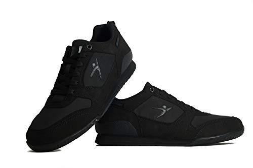 Take Flight Stealth Ultra Premium Parkour & Freerunning Shoe | World's #1 Parkour Shoe Black