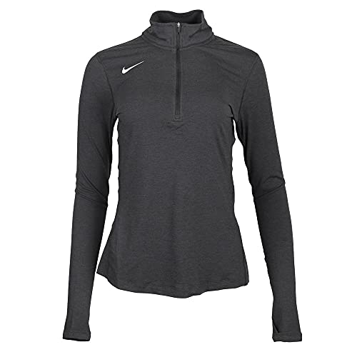 Nike Womens Therma Sphere Element Half-Zip Top - Black - Size S