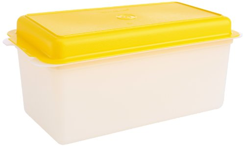TP-515-T178 Tupperware Bread Server for Keeping Bread Loaves Fresh on the Counter and Ready for Table Serving