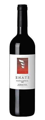 ENATE Reserva Especial 2006, Cabernet Sauvignon y Merlot, Vino Tinto, DO Somontano, Crianza 19 Meses, Botella 75cl