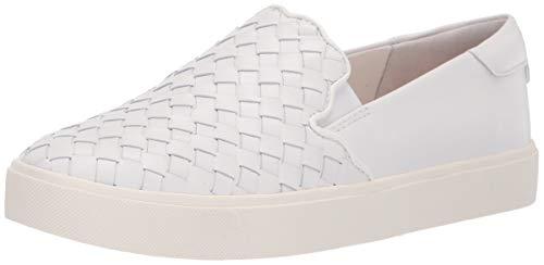 Sam Edelman Women's EDA Sneaker, Bright White Leather, 11 M US