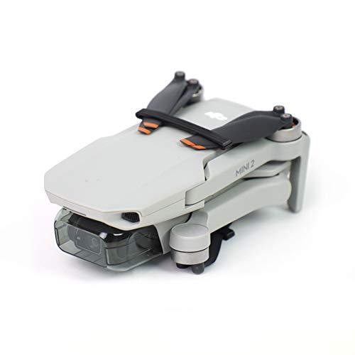 3dquad Propeller Transport Schutz, Blade Holder, Clip für DJI Mini 2 Drohne (Schwarz)