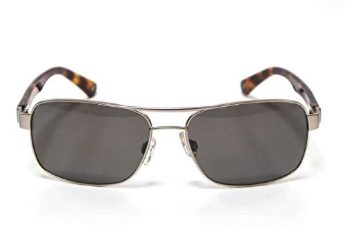 Unbekannt BMW Classic Unisex Sonnenbrille Silver-Brown Sonnenbrille original BMW 80252344457