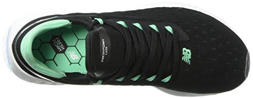 New Balance Men's Fresh Foam LAZR v2 Hypoknit Trainers, Black (Black/Neon Emerald Lb2), 11 UK (45.5 EU)