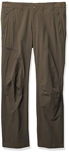 VAUDE Herren Hose Men's Farley Stretch Pants II, elastische Wanderhose, tarn, 48, 045745510480