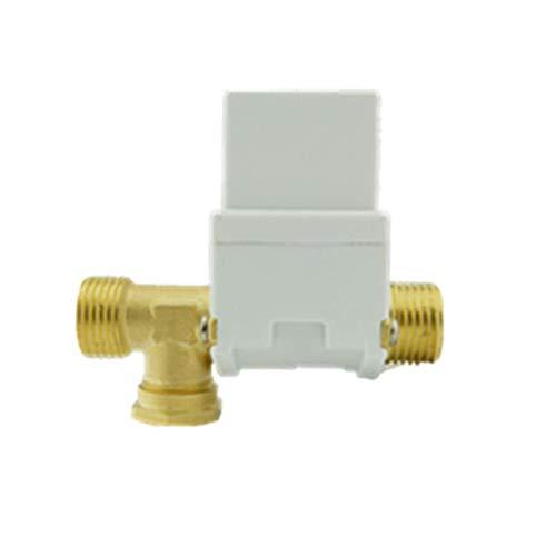 Electroválvula Aire Agua N / C normalmente cerrado abierto la válvula solenoide de presión de 1/2' Herramienta de riego del jardín Válvula electromagnética eléctrica Para suministros Industriales