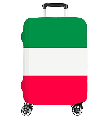 Zeer elastische reis-kofferbeschermer vlag afdekking beschermende afdekking kofferhoes kofferhoes klein 18