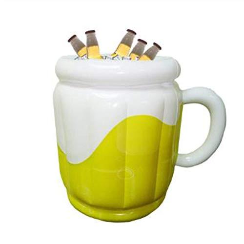 Eiskübel Aufblasbare Eiskübel Bierglas Eimer Champagner Trinken Bier Fass Rotwein Eiskübel Fass Party Weinkühler