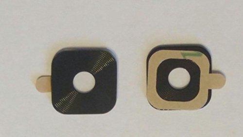 Lente de cámara de cristal para cámara trasera + adhesivo de doble cara compatible con Asus Zenfone 3 Max 5,5' ZC553KL X00DD