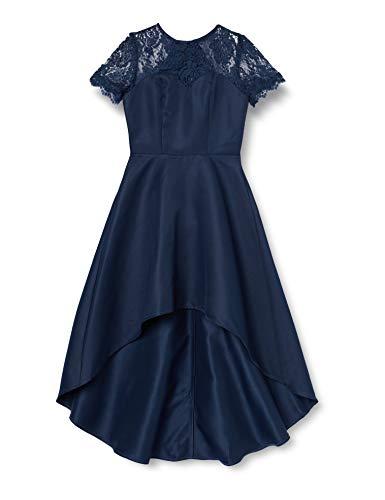 Chi Chi London Chi Chi Jasper Dress Vestito, Blu (Navy Navy), 46 (Taglia Produttore: UK 14) Donna