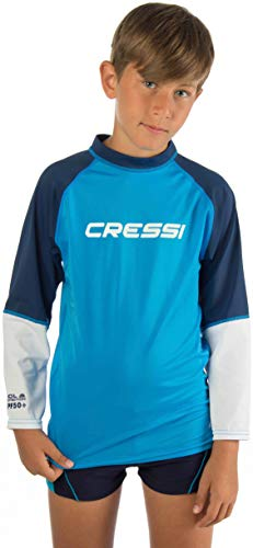 Cressi Rocks Rash Guard Boy, M