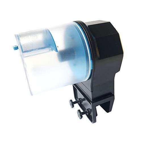 LDDPP Alimentador Automático De Peces, Temporizador De Tanque De Acua