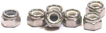 10-24 Light Hex Standard Mesa Mall Nylon Locknuts 18-8 Stainless Insert New products world's highest quality popular