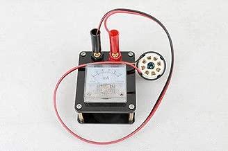 FidgetKute Tube Amplifier Bias Tool Tester Adapter Meter for EL34 KT88 6l6 EL84 6BQ5 6P1 EL34 6L6 6V6 Tester adatpter &Current Meter
