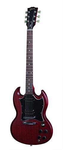 Gibson USA SGSCWCCH1 SG Faded 2016 T Worn Cherry E-Gitarre