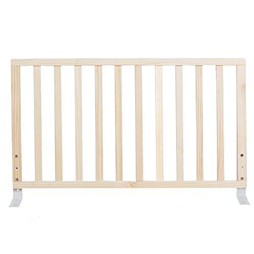 HUO leuning veiligheidsbescherming deur scheidingswand veiligheidsdeur veiligheidsslot hout uittrekbaar meerdere panelen barrière