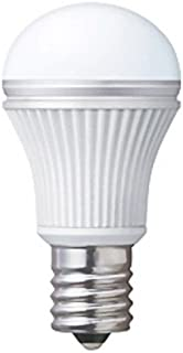 SHARP ELM LED電球(密閉形器具対応・E17口金・ボール球形・小型白熱電球40W相当・500ルーメン・昼白色相当)DL-JA51N