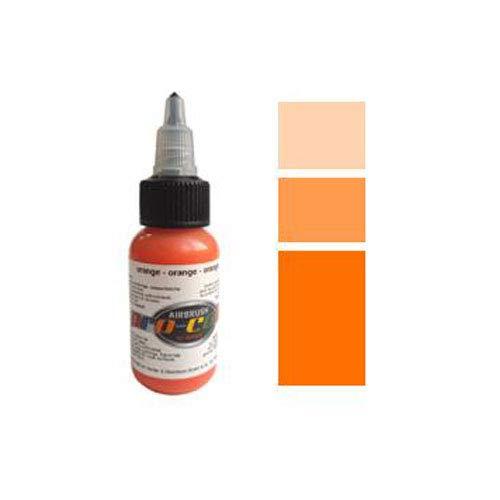 Hansa ProColor Acryl Farbe Farbe für Airbrush Flasche 30ml/Pumpspender orange