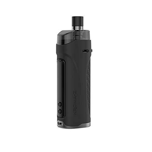 Kit originale Innokin Kroma Z (Midnight Blue) 40 W TC, kit di avviamento per sigaretta elettronica dotato di cartuccia Pod Z Coil da 4,5 ml alimentato da batteria integrata da 3000 mAh, senza nicotina