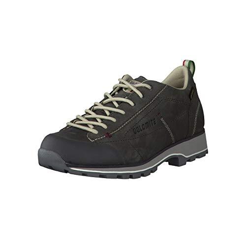 Dolomite Unisex-Erwachsene Zapato Cinquantaquattro Low Fg W GTX Trekking- & Wanderhalbschuhe, Gunmetal Grey, 38 2/3 EU