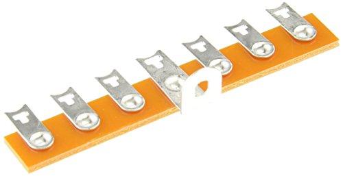サトーパーツ ラグ板 耐電圧AC500V(1分間) 極数6P L-590-6P 販売単位25個