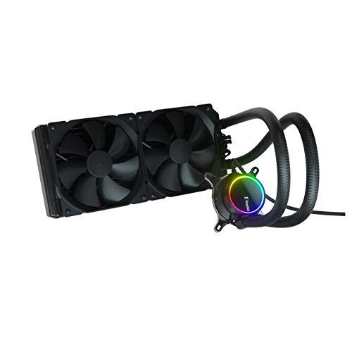 Fractal Design Celsius+ S28 Dynamic refrigeración agua y freón Procesador