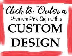 Aangepaste gesneden teken Pemium Pine Teken Met uw ontwerp Gepersonaliseerde Houten Teken Gemaakt om te bestellen Tekenen Ontwerp Uw Eigen Teken Benchmark Tekenen