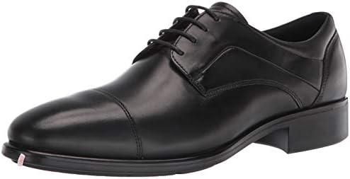 ECCO Men s CITYTRAY Cap Toe Tie Oxford BLACK 10 US medium product image