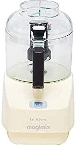 Magimix Le Micro 18112 Zerkleinerer für Lebensmittel, cremefarben