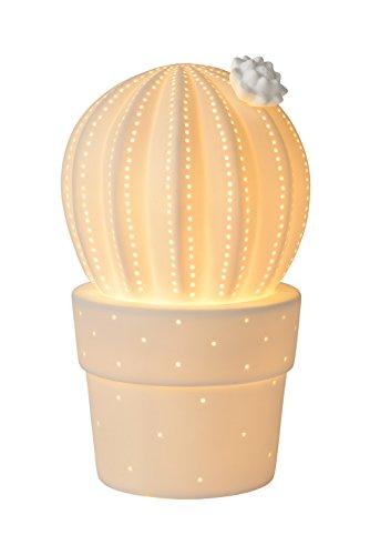 Lucide CACTUS - Lampe de table - Blanc