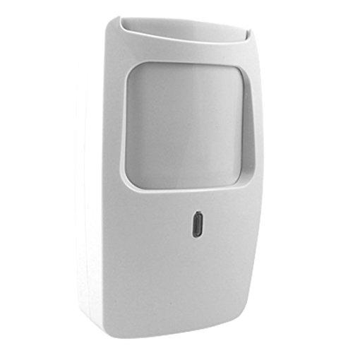 sourcingmap Détecteur Mouvement Micro Ondes Double Infra Rouge Alarme PIR DT-7225