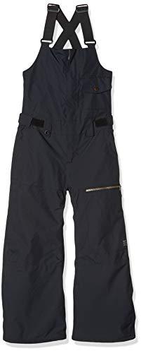 Quiksilver EQBTP03025 Ski/Snowboard-tuinbroek jongens, zwart, FR: M (maat fabrikant: 10/M)